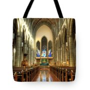 Christ Church Cathedral Victoria British Columbia Tote Bag