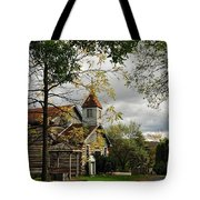 Christ Church Tote Bag