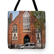 Christ Church Of England In Amsterdam Tote Bag