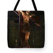 Christ Of Salardu Tote Bag