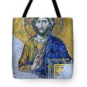 Christ Pantocrator II Tote Bag