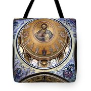 Christ Pantocrator -- No.5 Tote Bag
