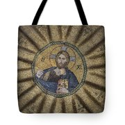 Christ Pantocrator Surrounded By The Prophets Of The Old Testament 1 Tote Bag