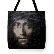 Christ Suffering Tote Bag