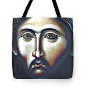 Christ The Judge Tote Bag