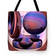 Christalline Energies Tote Bag