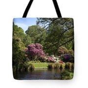 Christchurch Botanic Gardens New Zealand Tote Bag