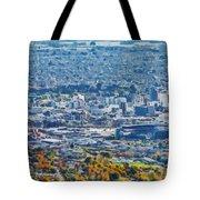 Christchurch City Tote Bag