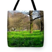 Christchurch Gardens Tote Bag