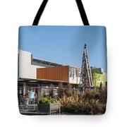 Christchurch Restart Tote Bag