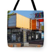 Christchurch Restart Containers Tote Bag