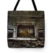 Christian Theater Tote Bag