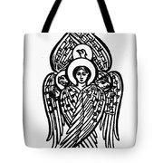 Christianity Tetramorph Tote Bag