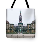 Christiansborg Slot Tote Bag