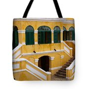 Christiansted National Historic Fort Tote Bag