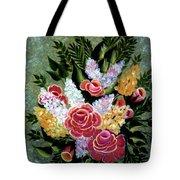 Christina's Bouquet Tote Bag