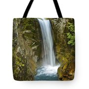 Christine Falls Tote Bag