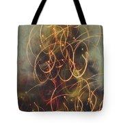 Christmas Abstract Vi Tote Bag