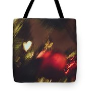 Christmas Abstract Vii Tote Bag
