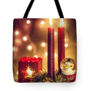 Christmas Ambiance Tote Bag