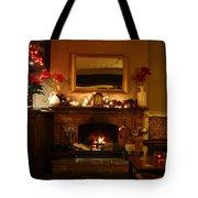 Christmas At The Pub Tote Bag