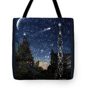 Christmas Baroque Tote Bag