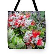 Christmas Berries Tote Bag