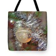 Christmas Bling Tote Bag