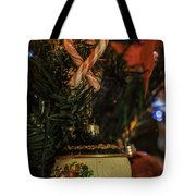 Christmas Bokeh 3 Tote Bag