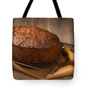 Christmas Cake Tote Bag
