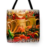 Christmas Candies Tote Bag