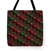 Christmas Cards And Phone Cases Tote Bag