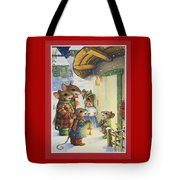 Christmas Carols Tote Bag
