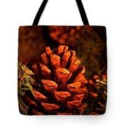 Christmas Cone Tote Bag