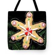 Christmas Cookie Tote Bag