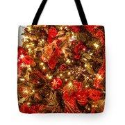 Christmas Dazzle Tote Bag