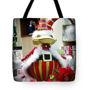 Christmas Decor Tote Bag by Jon Berghoff