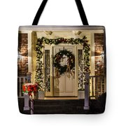 Christmas Door 1 Tote Bag