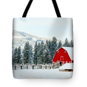 Christmas Dreams Tote Bag