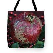 Christmas Fruit Tote Bag