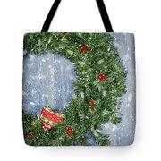 Christmas Garland Tote Bag