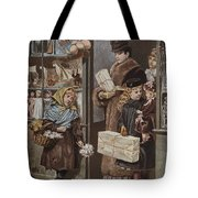 Christmas Gifts Tote Bag