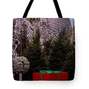 Christmas Gifts From Disney Tote Bag