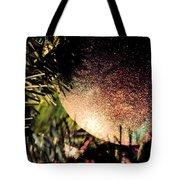 Christmas Glitter Tote Bag