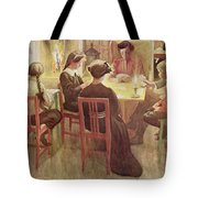 Christmas Holidays, Pub. In Lasst Licht Tote Bag