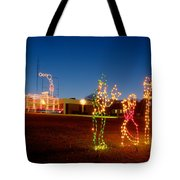 Christmas In Cayce-1 Tote Bag