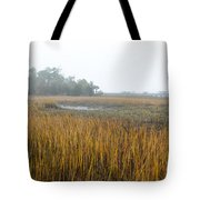 Christmas In The South Tote Bag