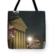 Christmas In Uptown Lexington 1 Tote Bag