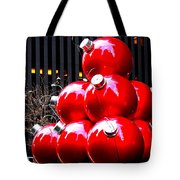 Christmas New York Style Tote Bag