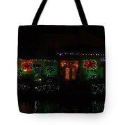 Christmas On East Lake 3 Tote Bag